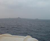 海自観艦式