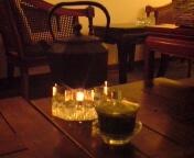 台湾茶を頂いてます。