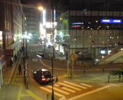 立川駅下車