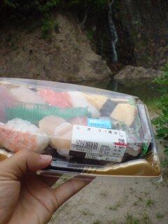 デパ地下の寿司