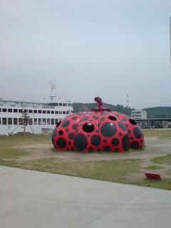 港にかぼちゃ