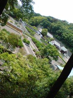 松山城二の丸庭園