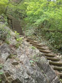ひたすら階段1000