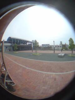 JR高知駅前
