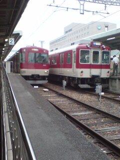 近鉄橿原神宮前駅から