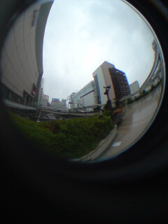 JR立川駅前