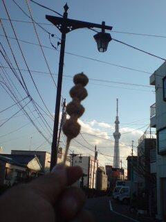 東京ダンゴツリー
