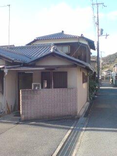 じーちゃんの家