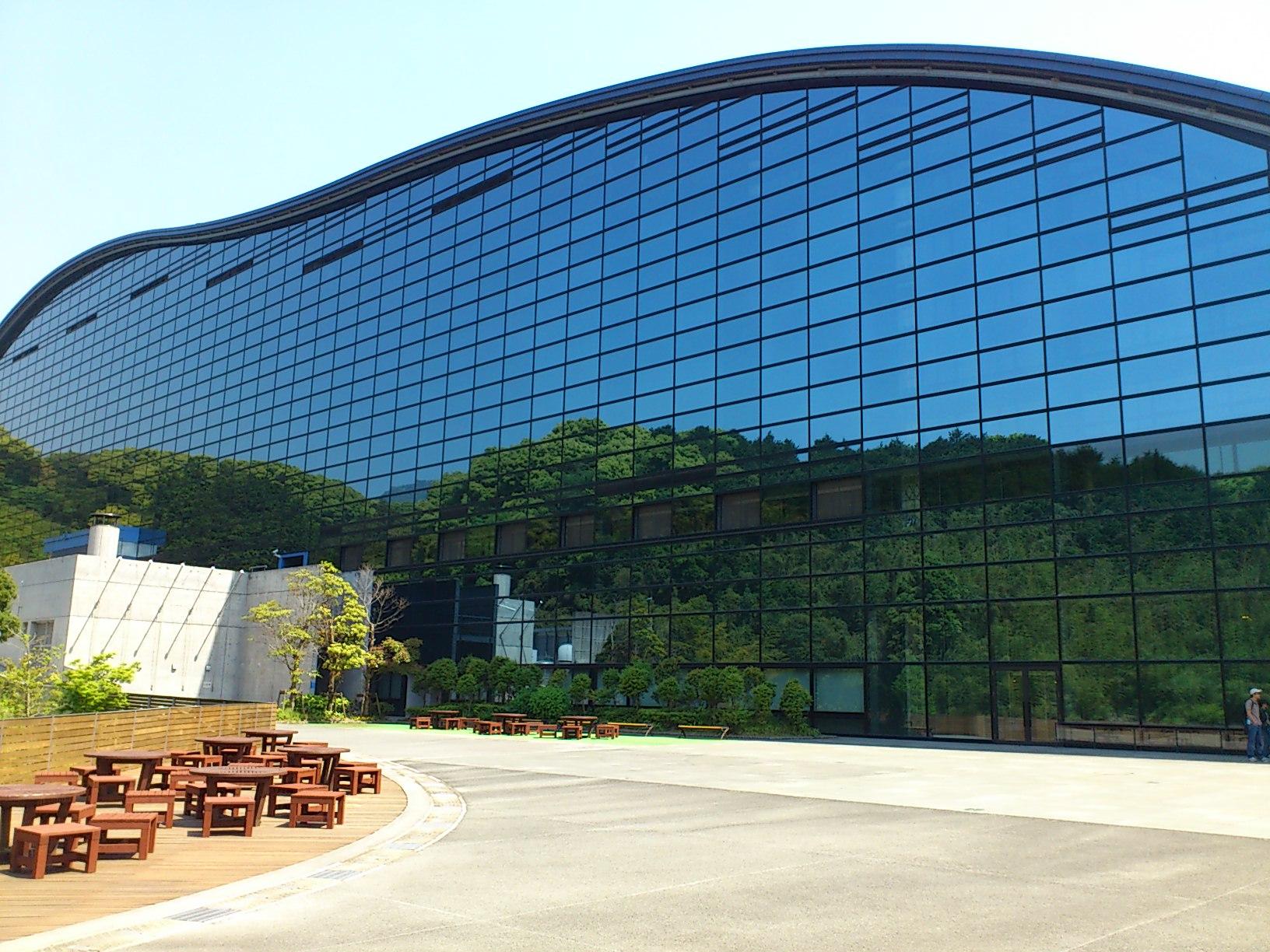 九州国立博物館退館