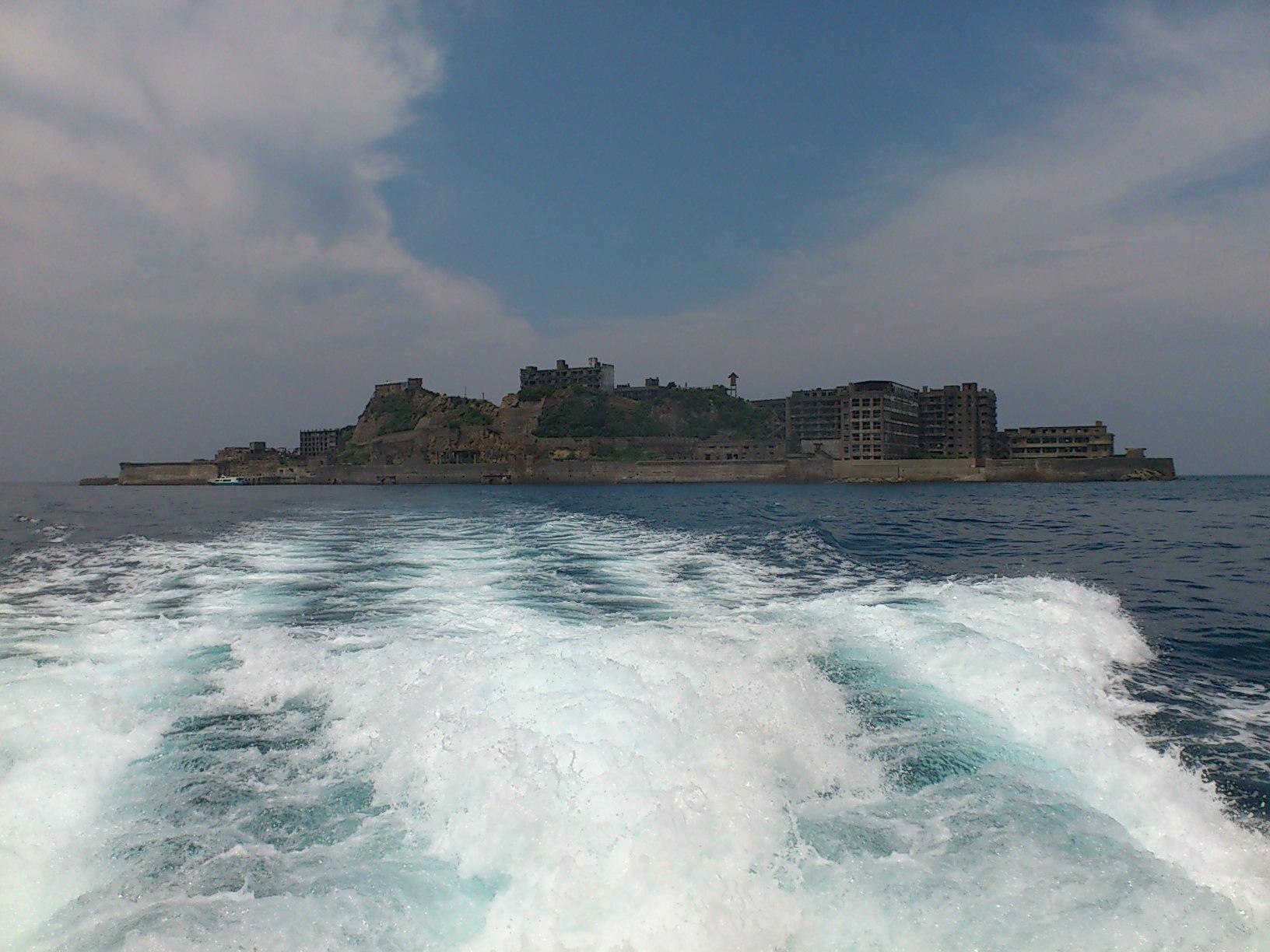 サヨナラ軍艦島