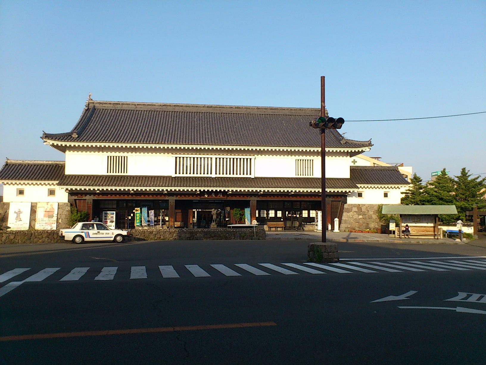 島原鉄道島原駅